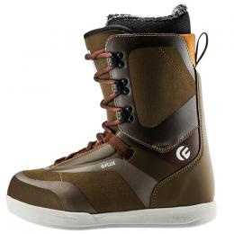 GTX-Lace [Army/Brown]